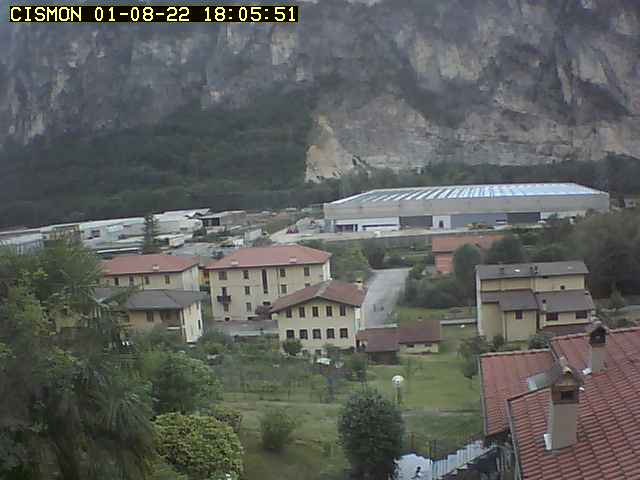 WEBCAM Cismon del Grappa (VI)